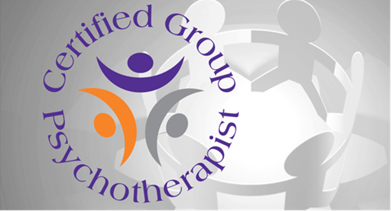 Certified Group Psychotherapist